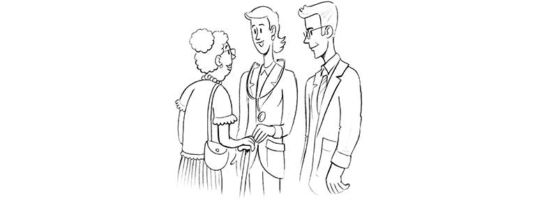 Loi 41 : Service de prise en charge.